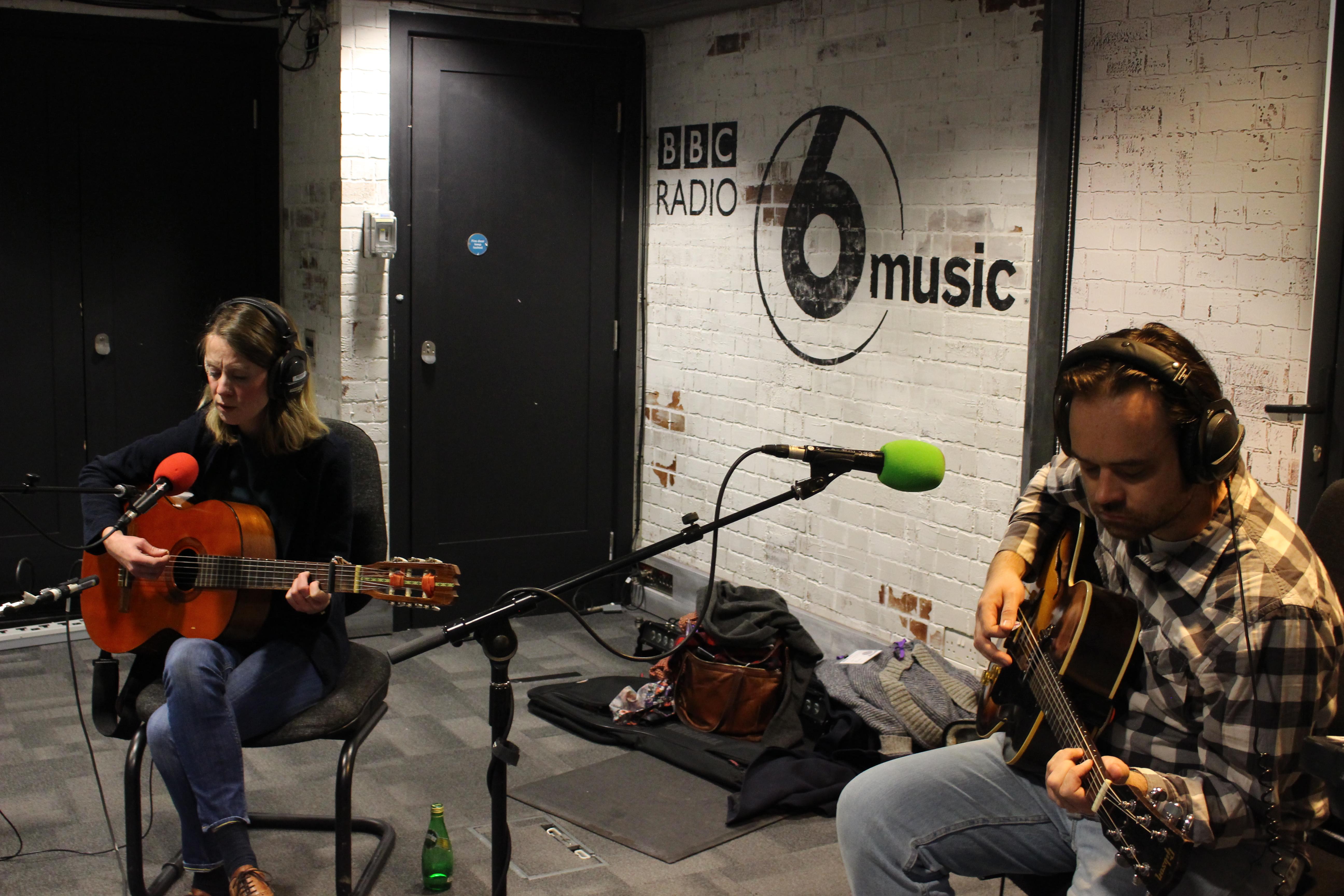 radio 6 music session
